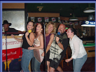 Karaoke in Dallas: Lori, Janine, Mary, Bret, Cynthia - I think we were singing ACDC!