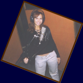 "JES, while recording the ""Out of the Blue"" CD. Nov, 2004."